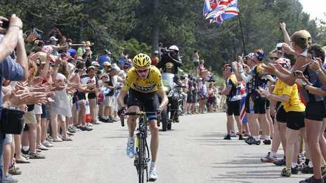 Tour de France  2016, l'Etape 12 passe par BEDOIN