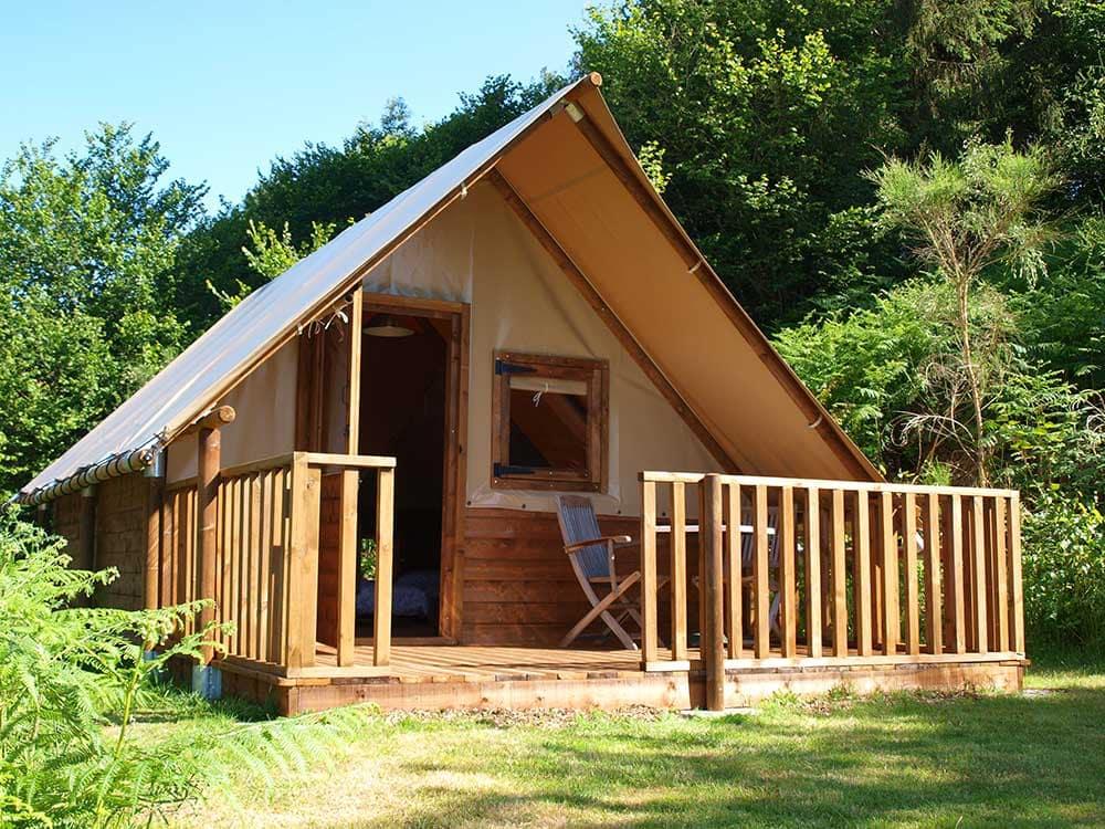 Lodge 4 people