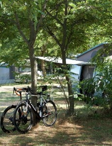 camping pitches Mont Ventoux