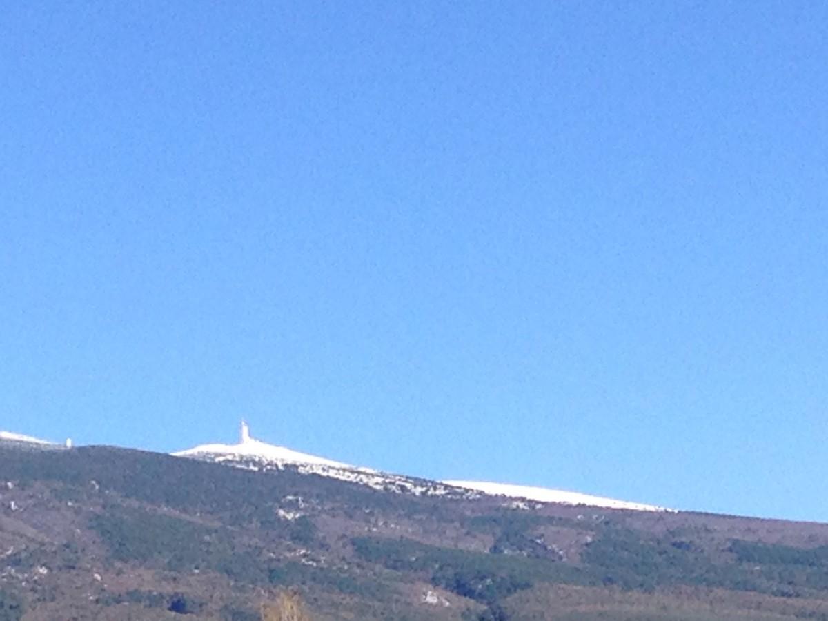 Le Mont Chauve n'est plus…